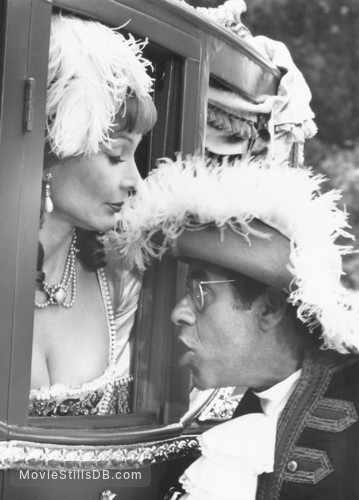 Smorgasbord - Publicity still of Jerry Lewis & Francine York