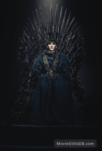 Game of Thrones - Promotional art with Isaac Hempstead-Wright