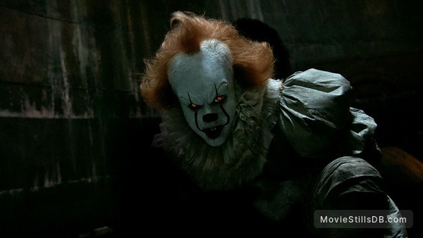 It - Publicity still of Bill Skarsgård