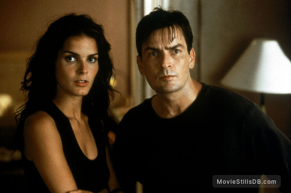 Good Advice - Publicity still of Angie Harmon & Charlie Sheen