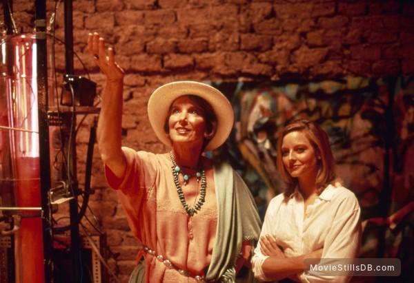 Catchfire - Publicity still of Jodie Foster