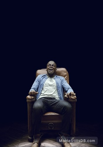 Get Out - Promotional art with Daniel Kaluuya