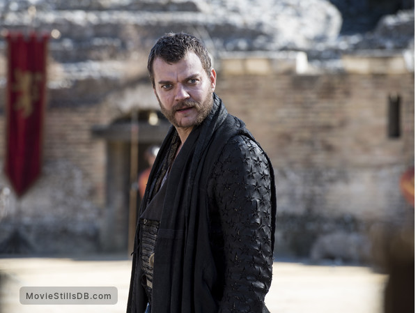 Game of Thrones - Publicity still of Pilou Asbæk