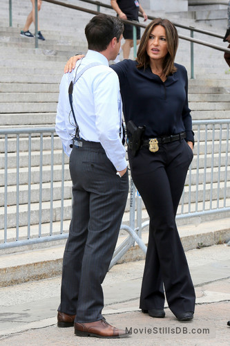Law & Order: Special Victims Unit - Publicity still of Mariska Hargitay