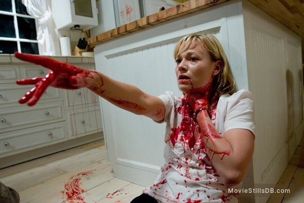 The New Daughter - Publicity still of Samantha Mathis