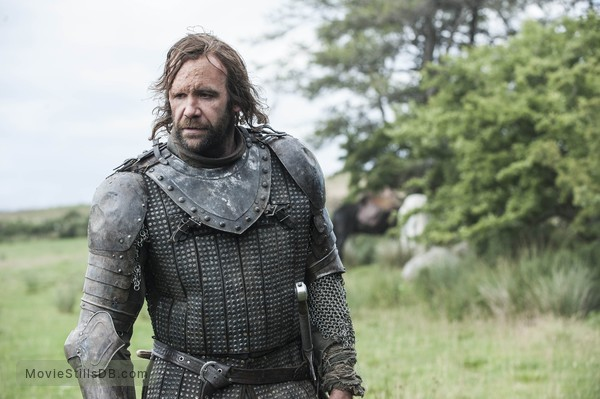 Game of Thrones - Publicity still of Rory McCann