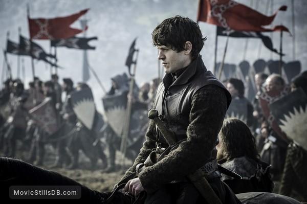 Game of Thrones - Publicity still of Iwan Rheon