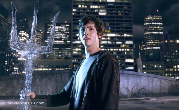 Percy Jackson & the Olympians: The Lightning Thief - Publicity still of Logan Lerman