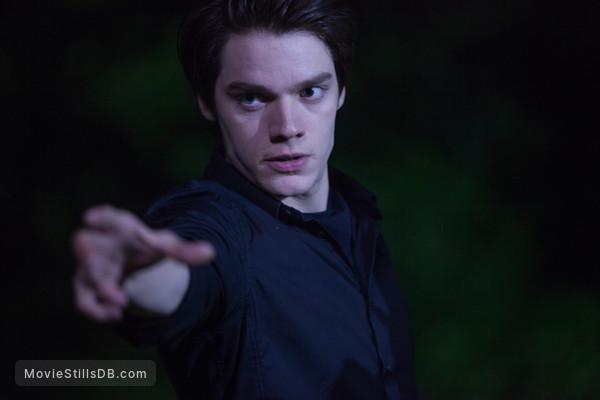 Vampire Academy - Publicity still of Dominic Sherwood