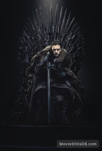 Game of Thrones - Promotional art with Kit Harington