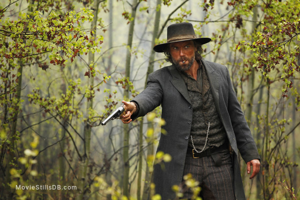 Hell on Wheels - Publicity still of Anson Mount
