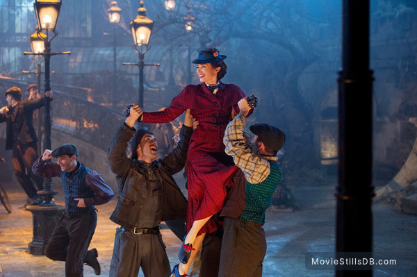 Mary Poppins Returns - Publicity still of Emily Blunt