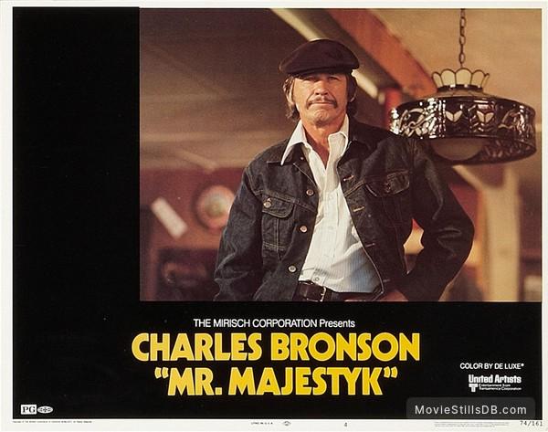 Mr. Majestyk - Lobby card