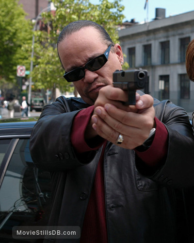 Law & Order: Special Victims Unit - Publicity still of Ice T