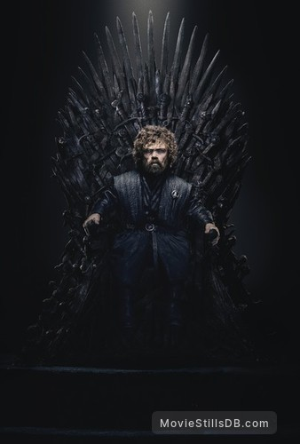 Game of Thrones - Promotional art with Peter Dinklage