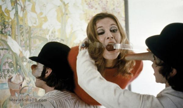A Clockwork Orange - Publicity still of Adrienne Corri