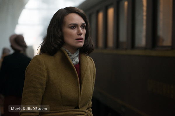 The Aftermath - Publicity still of Keira Knightley