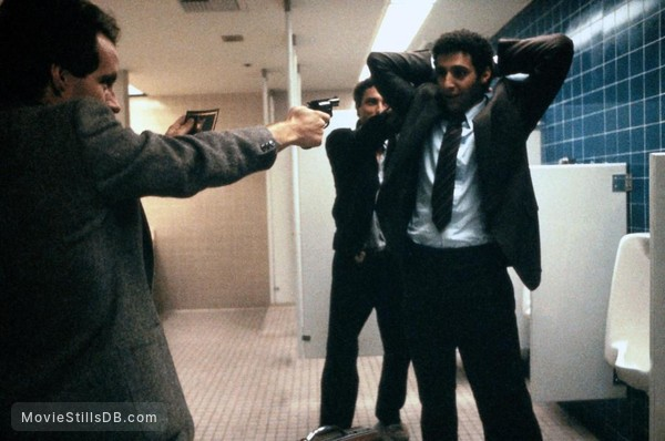 To Live and Die in L.A. - Publicity still of John Turturro, William Petersen & John Pankow