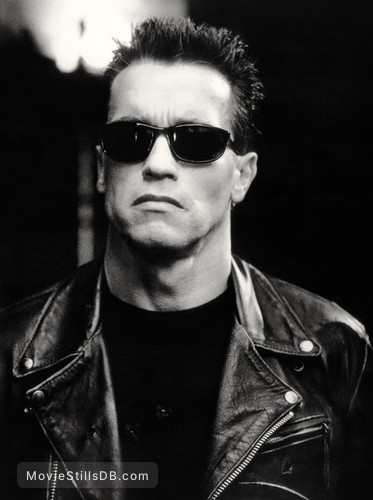 Terminator 2: Judgment Day - Publicity still of Arnold ...