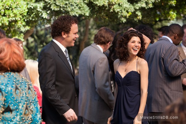 Cyrus - Publicity still of Marisa Tomei & John C. Reilly