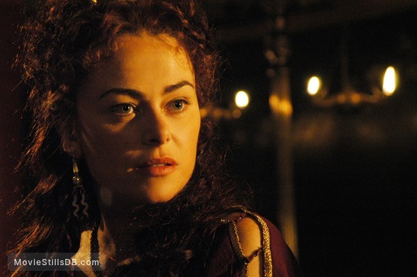 Rome - Publicity still of Polly Walker