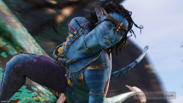 Avatar - Publicity still of Zoe Saldana