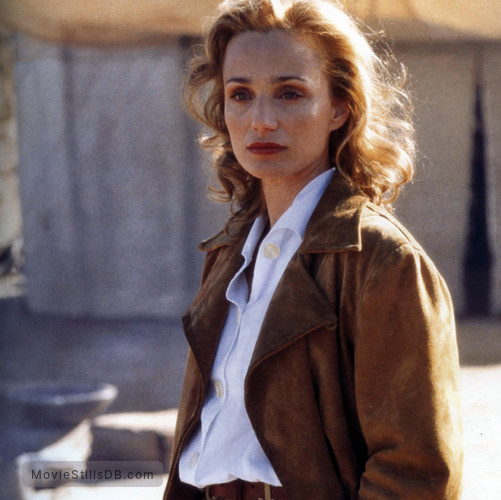 The English Patient - Publicity still of Kristin Scott Thomas