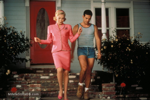 But I'm a Cheerleader - Publicity still of Cathy Moriarty & Eddie Cibrian