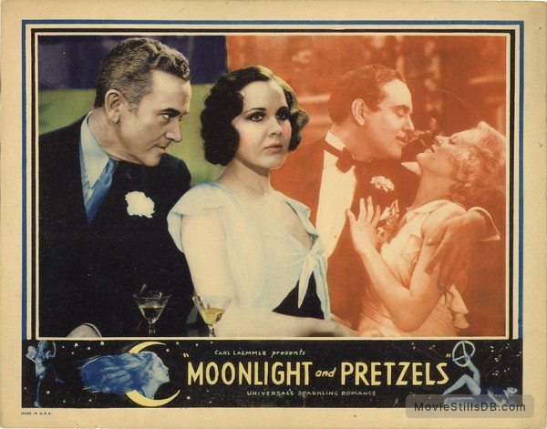 Moonlight and Pretzels - Lobby card