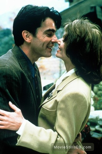 Mother's Boys - Publicity still of Peter Gallagher & Joanne Whalley