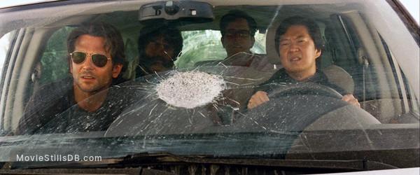 The Hangover Part III -  Bradley Cooper, Ed Helms, Zach Galifianakis & Ken Jeong