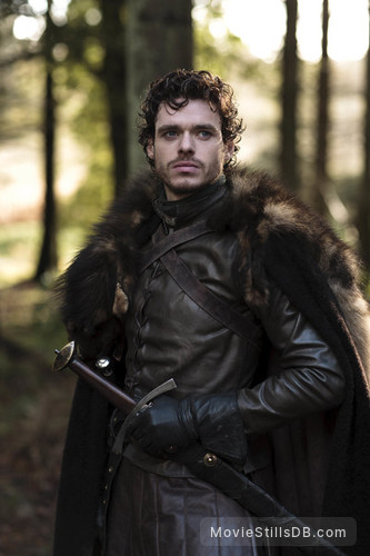 Game of Thrones - Publicity still of Richard Madden