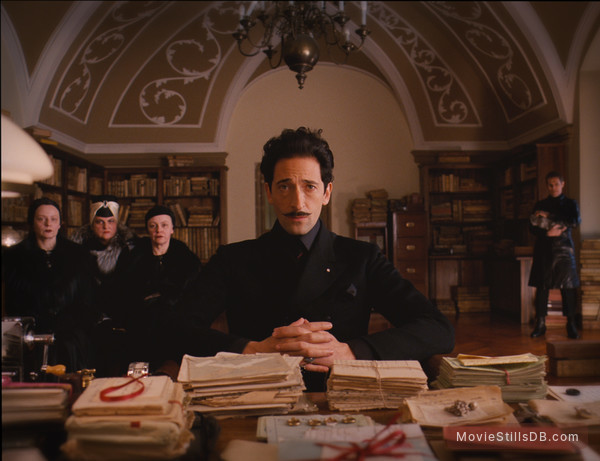 The Grand Budapest Hotel - Publicity still of Adrien Brody