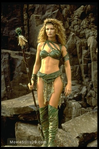 Mighty Morphin Power Rangers: The Movie - Publicity still of Gabrielle Fitzpatrick