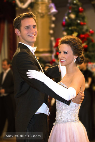 A Royal Christmas.A Royal Christmas Publicity Still Of Lacey Chabert