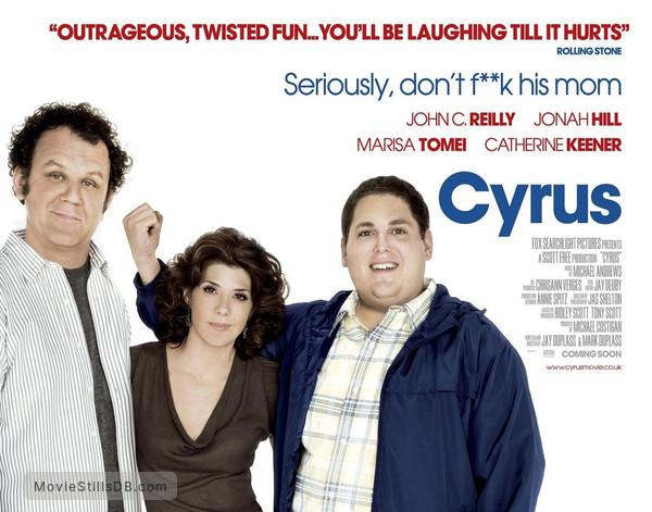 Cyrus - Lobby card