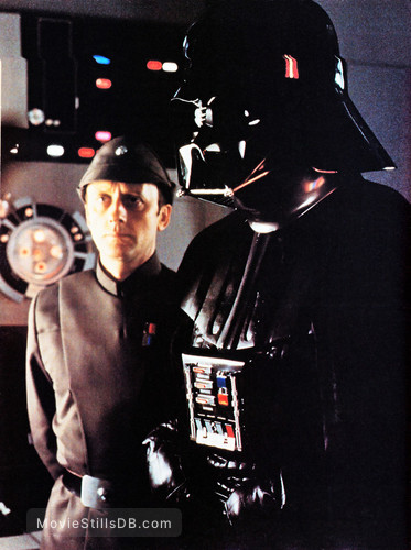 Star Wars Episode V The Empire Strikes Back Publicity Still Of Kenneth Colley David Prowse