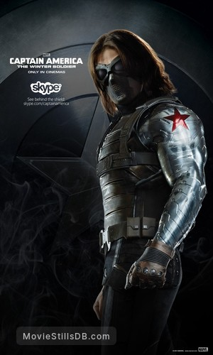 Captain America: The Winter Soldier - Wallpaper with