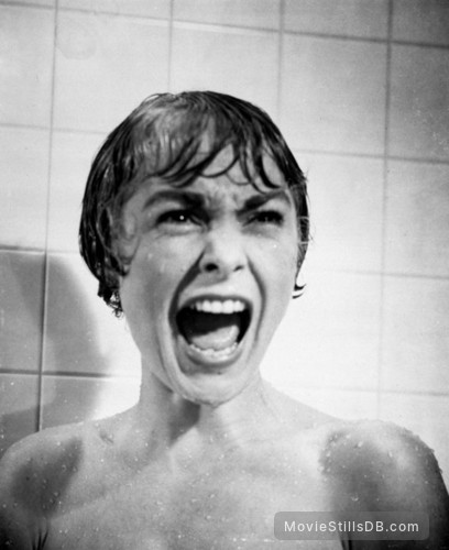 Psycho - Publicity still of Janet Leigh