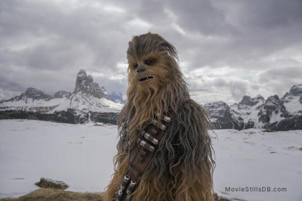 Solo: A Star Wars Story - Publicity still of Joonas Suotamo