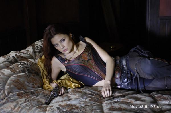 Bloodrayne 2 Publicity Still Of Natassia Malthe