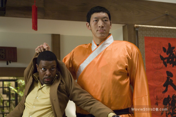 Rush Hour 3 - Publicity still of Chris Tucker