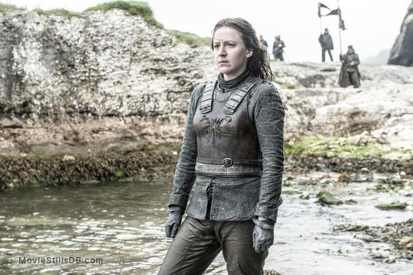 Game of Thrones - Publicity still of Gemma Whelan