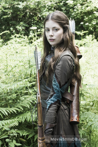 Game of Thrones - Publicity still of Charlotte Hope