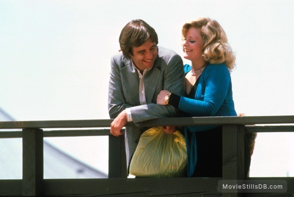 Honky Tonk Freeway - Publicity still of Beverly D'Angelo & Beau Bridges
