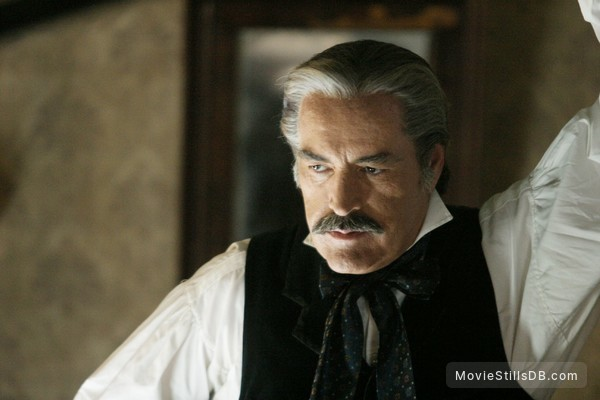 Deadwood - Publicity still of Powers Boothe
