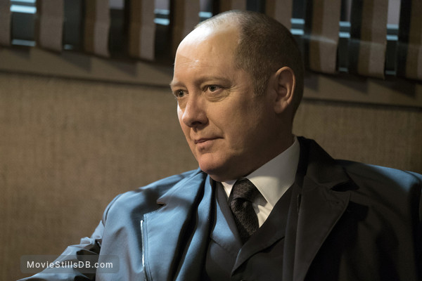 The Blacklist - Publicity still of James Spader