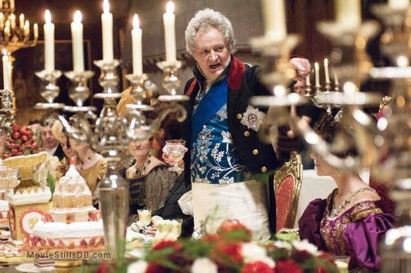The Young Victoria - Publicity still of Jim Broadbent