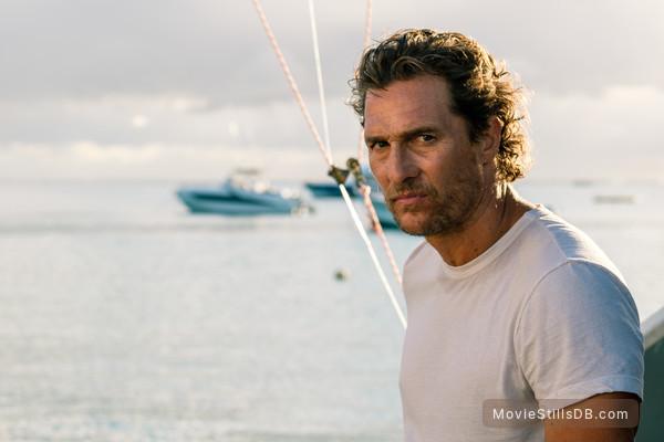 Serenity - Publicity still of Matthew McConaughey
