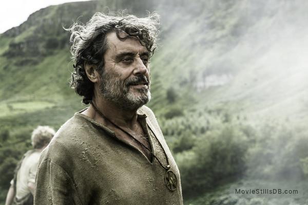 Game of Thrones - Publicity still of Ian McShane